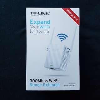 🚚 TP-Link 300 Mbps Wifi Range Extender