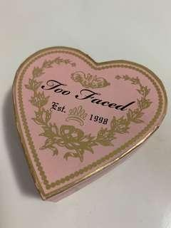 Too faced sweet heart blush