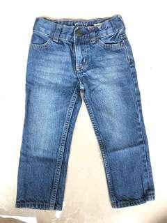 Original Osh Kosh Bgosh Denim Jeans Size: 2T