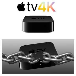 First and Only in Singapore. Jailbreak Apple TV 4 or 4K ANY version.