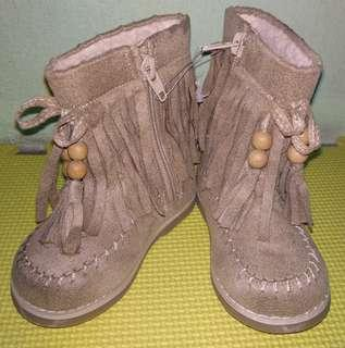 Suede Boots for Babies