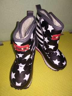 Soft Leather Boots for Babies