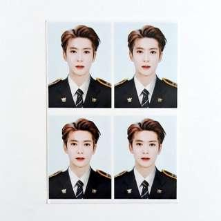 (FREE POSTAGE) NCT Jaehyun ID Photo