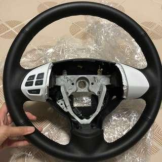 Mitsubishi Lancer Ex original steering wheel almost new