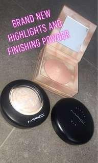 Highlighters And Finishing Powder