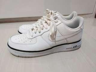 67e98a2f1 nike air force 1 white us 8