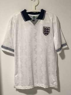 England's 1990 World Cup Final Men's Jersey