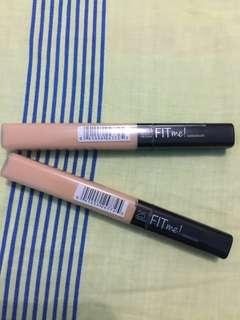 1 Only Maybelline Fit Me Concealer (25 Medium)