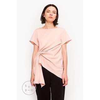 NEW cottonink studio peach mareike women top blouse atasan wanita