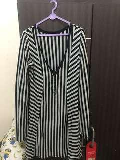 Dress stripe import