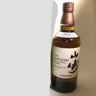 山崎 日本威士忌