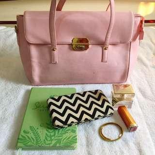 Pink Long Bag