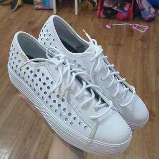 Keds Triple Kick White Leather