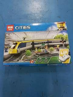 🚚 Lepin 02117 City Passenger Train