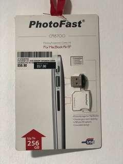 PhotoFast CR8700 Memory Expansion Combo Kit