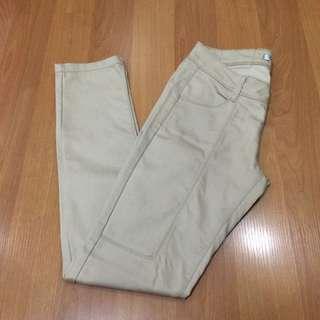 New:Piazza Italia beige skinny pants