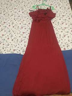 Long Dress F21 (swap or for sale)