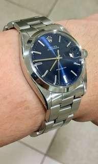 Rolex 6694 罕有電光藍面