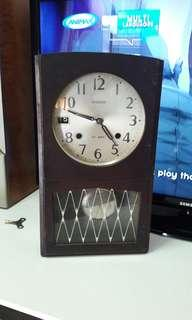 Grand Father Japan Wall Clock 31Days