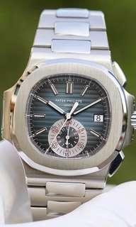 Buying Patek Philippe 5980a steel