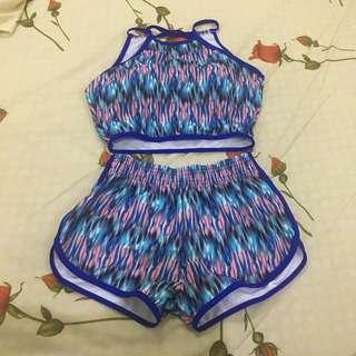 NEW Bikini Crop top & shorts