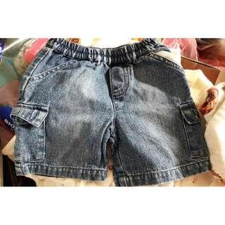 男童短褲  牛仔短褲