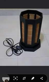 Table lamp - Wood