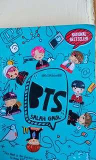 buku BTS salah gaul