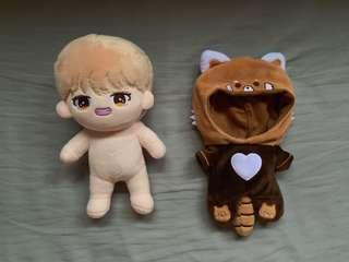 Childhood BTS V Doll 20cm