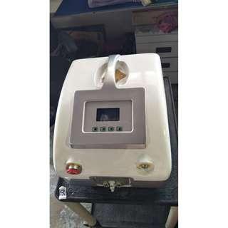 Heavy Duty Whitening Face Machine Treatment