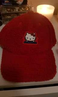 Hello kitty x Converse cap