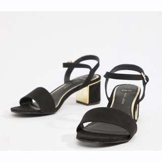 New Look Wide Fit Block Heels