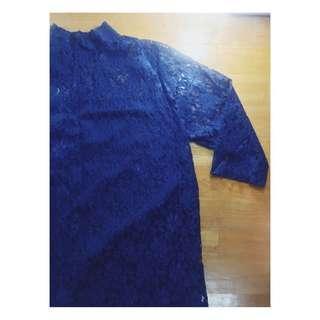 Lace dress #MMAR18