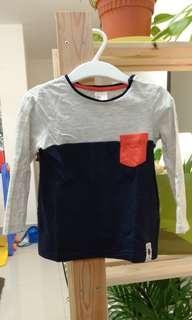 H&M baby long sleeve