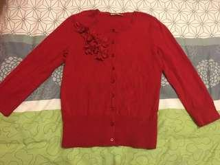 Size 8 cardigan - review style
