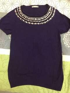 Xs sequin top