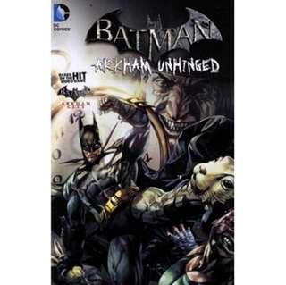 BATMAN: ARKHAM UNHINGED VOL. 2 TPB (2014)