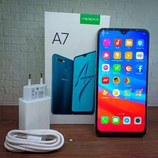 OPPO A7 4/64 GOLD MULUS