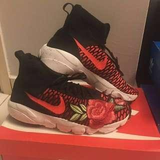 💯BNWT Air Footscape Magista Flyknit (Bred) 🔥