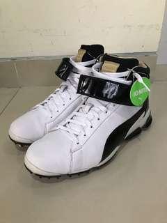 Puma golf shoes Titantour Ignite Hi-Top PE ukuran 42