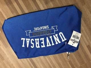 🚚 Brand new universal studios Singapore blue multi function pouch