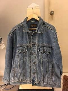 😌Oversized denims jacket