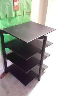 Tv home rack ( solid iron )