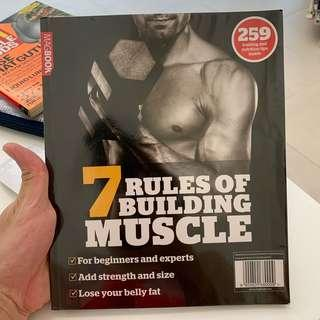Men's Health 7 rules of building muscles
