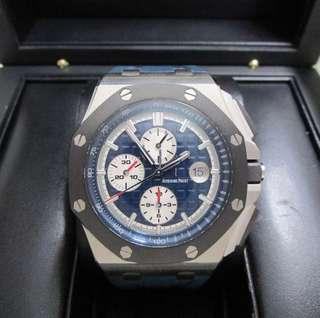 Audemars Piguet Royal Oak Offshore Platinum