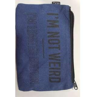 Typho pouch
