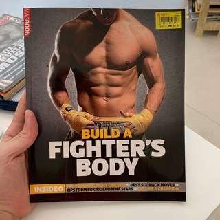 Men's Health build a fighter's body