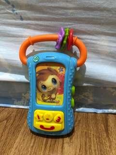 Leap frog handphone baby