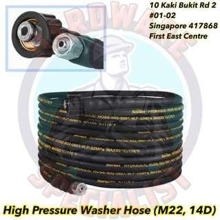 High Pressure Washer Replacement Hose (M22-14D)