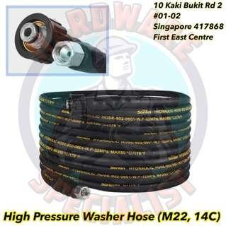 High Pressure Washer Replacement Hose (M22-14C)